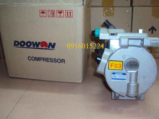lốc điều hòa kia forte chính hãng Dowoon